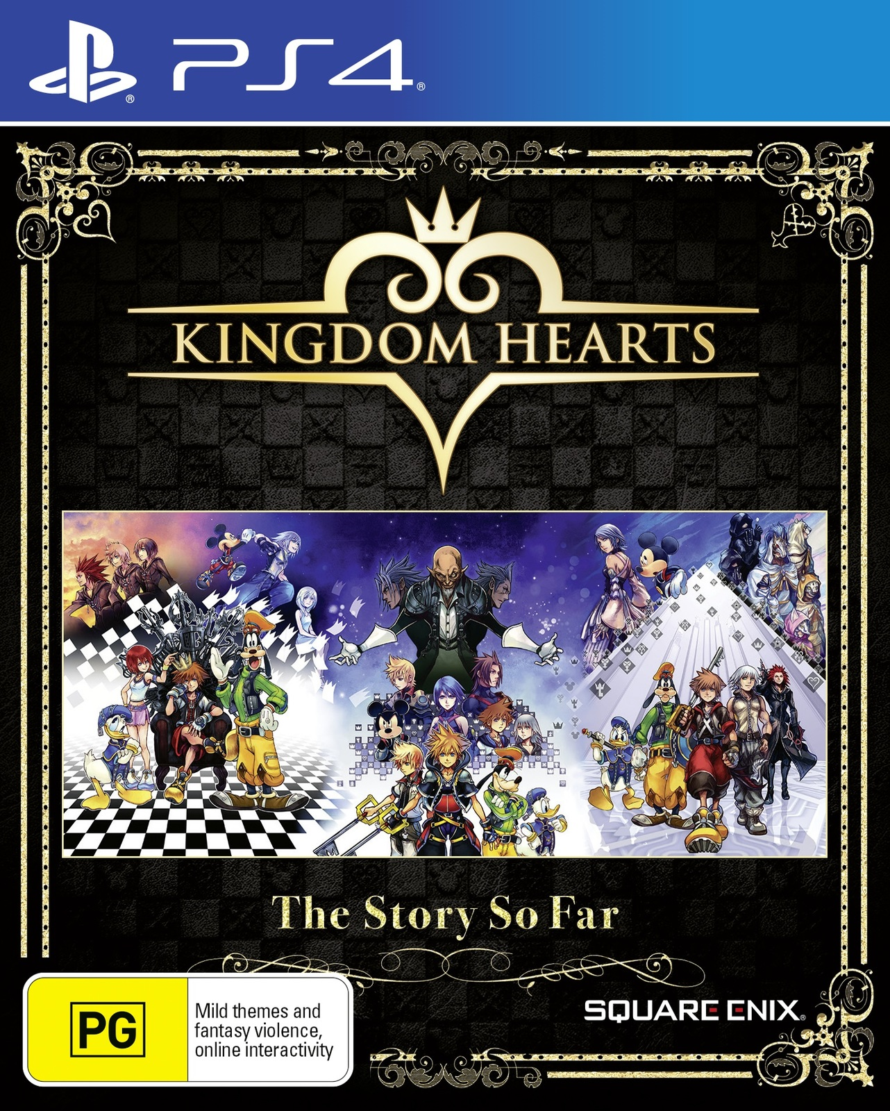 Kingdom Hearts - The Story So Far for PS4 image