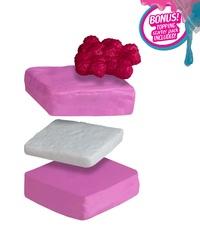 Slimi Café: Squishies - Raspberry Square Cake