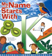 My Name Starts with K by Larry Hayes image