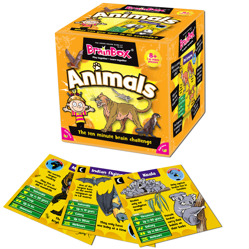 BrainBox - Animals image