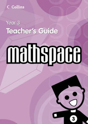 Mathspace: Year 3: Teacher's Guide by Lambda Educational Technologies Ltd