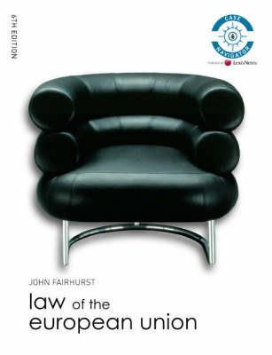 Law of the European Union by John Fairhurst