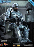 Robocop with Mechanical Chair Diecast Figure Set