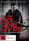 No One Lives on DVD
