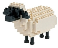 NanoBlocks - Sheep