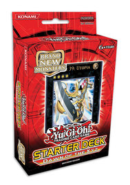 YU-GI-OH! TCG 2011 Dawn of the XYZ Starter Deck