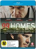99 Homes on Blu-ray