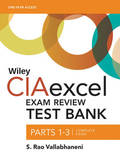 Wiley CIAexcel Exam Review 2016 Test Bank by S.Rao Vallabhaneni