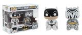 Batman - Bullseye & Zebra Pop! Vinyl Set