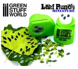 Green Stuff World - Miniature Leaf Punch (Light Green)