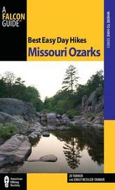 Best Easy Day Hikes Missouri Ozarks by JD Tanner