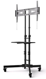 "Loctek: PSF321 TV Cart Mobile Stand (32""- 65"") image"
