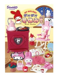 My Melody PokaPoka Winter Vacation - Mini-figure (Blindbox)