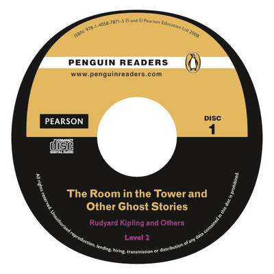 """The Room in the Tower"" and Other Stories: Level 2 by Rudyard Kipling image"