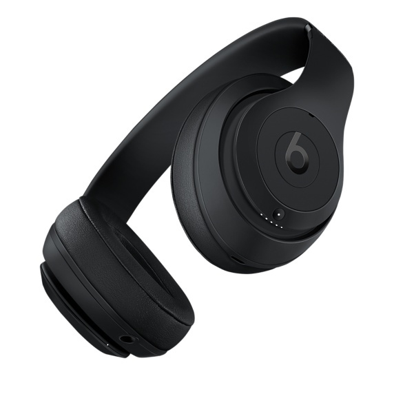 Beats by Dre Studio3 - Wireless Over-Ear Headphones (Matte Black) image