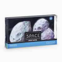 Space Sticky Notes (150 Sheets)