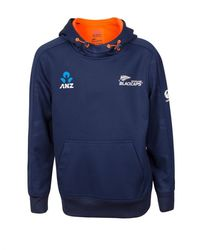 BLACKCAPS Replica Training Hoodie Kids (Size 12)