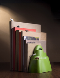 Qualy Book Mountain Bookend
