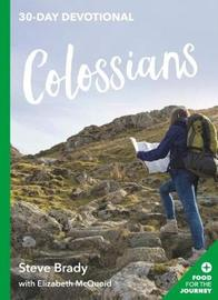 Colossians by Steve Brady