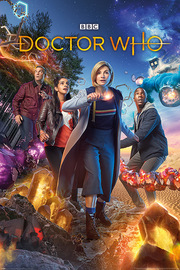 Doctor Who Maxi Poster - Chaotic (945)