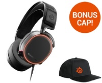 SteelSeries Arctis Pro Gaming Headset (Wired) for PC image