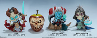 Court of the Dead - Court Toons Collectible Set
