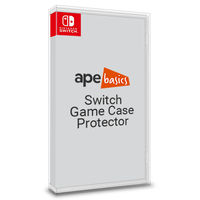 Ape Basics: Switch Game Case Protector - 10-Pack