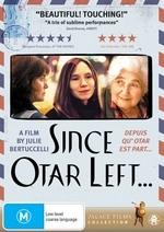 Since Otar Left on DVD