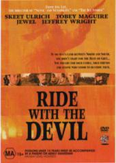 Ride With The Devil on DVD