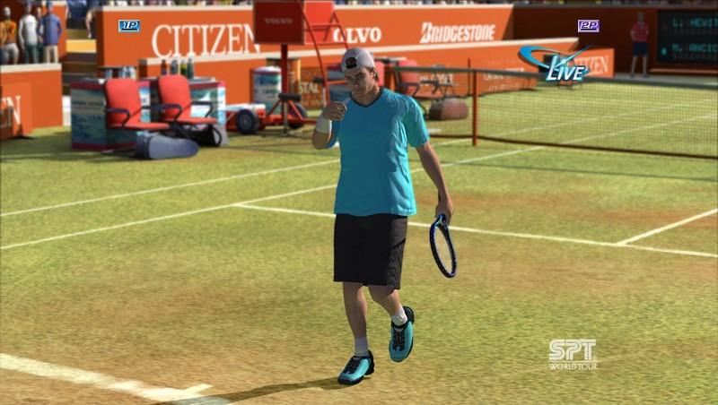 Virtua Tennis 3 for PS3 image