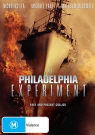 The Philadelphia Experiment on DVD