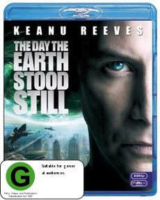 The Day The Earth Stood Still on Blu-ray image
