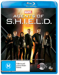 Marvel's Agents Of SHIELD - The Complete First Season on Blu-ray image