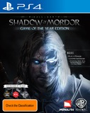 Middle-Earth: Shadow of Mordor Game of the Year Edition for PS4