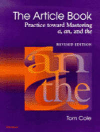 The Article Book by Tom Cole
