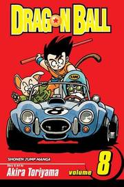 Dragon Ball, Vol. 8 by Akira