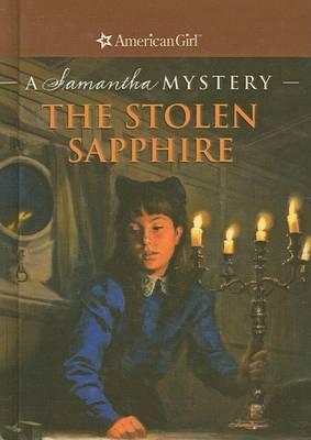 The Stolen Sapphire by Sarah Masters Buckey image