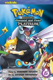 Pokemon Adventures: Diamond and Pearl/Platinum, Vol. 6 by Hidenori Kusaka