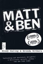 Matt & Ben by Mindy Kaling