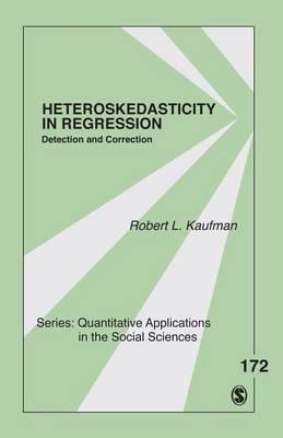 Heteroskedasticity in Regression by Robert L. Kaufman image