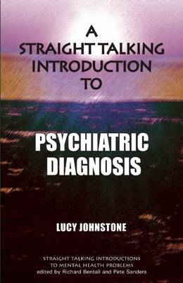 A Straight Talking Introduction to Psychiatric Diagnosis by Lucy Johnstone image