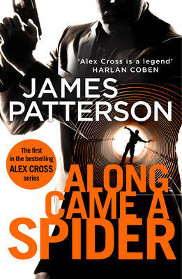 Along Came a Spider by James Patterson image