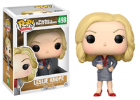 Parks & Recreation - Leslie Knope Pop! Vinyl Figure image