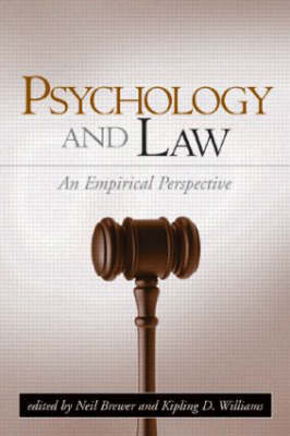 Psychology and Law image