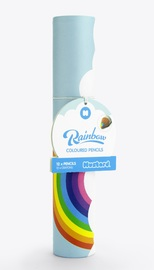 Rainbow Pencils - Pencils in a Tube (12 pack) image