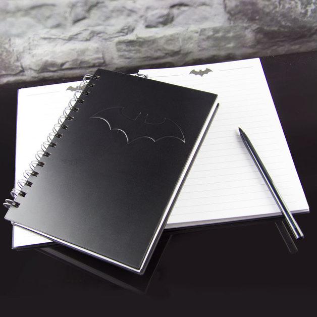 Batman Notebook