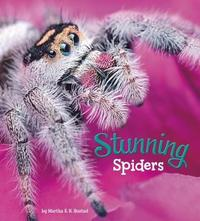 Stunning Spiders by Martha E.H. Rustad image