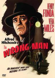 The Wrong Man on DVD image