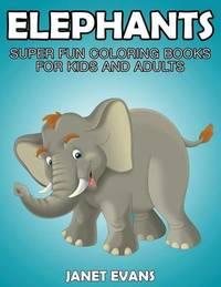 Elephants by Janet Evans