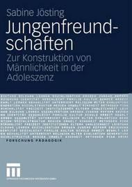 Jungenfreundschaften by Sabine J Sting